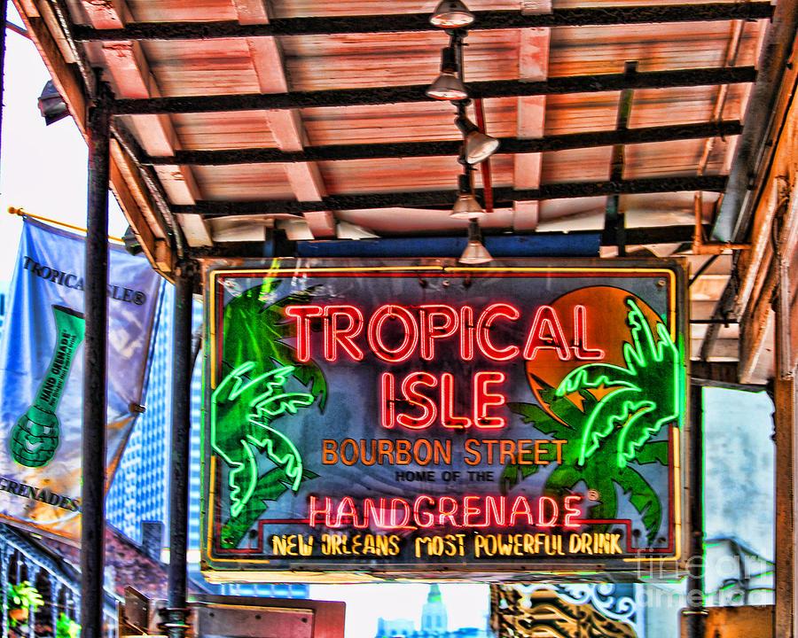 Tropical isle new orleans webcam