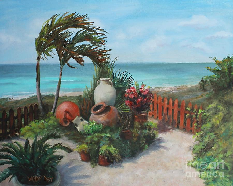 Tropical Paradise by Wendy Ray