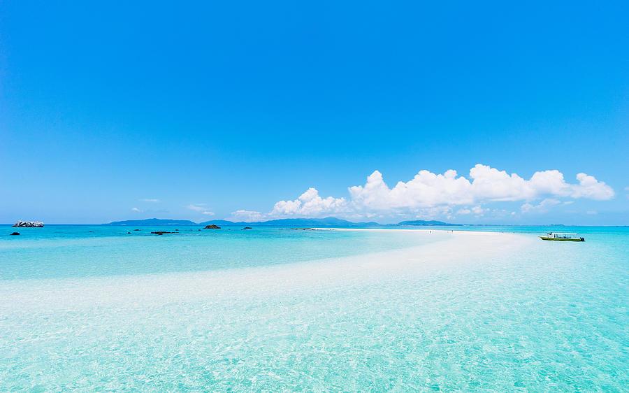 Tropical paradise, Yaeyama Islands, Okinawa, Japan Photograph by Ippei Naoi