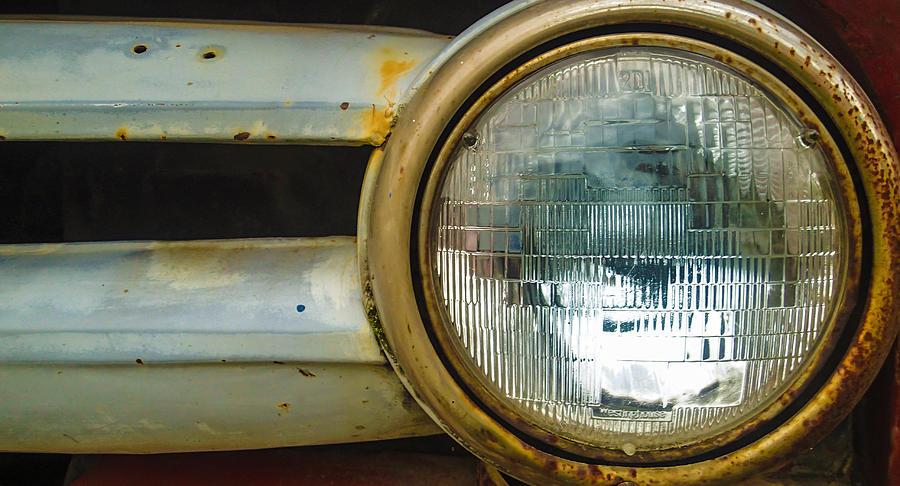 Truck Photograph - Truck Bulb by Tyler Lucas