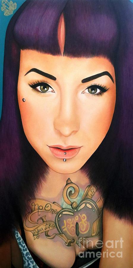 True Beauty - Danielle St Laurent by Malinda Prudhomme
