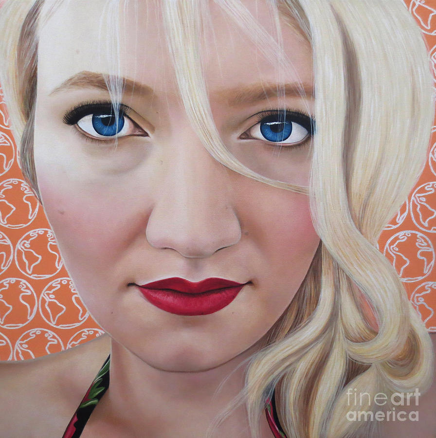True Beauty - Katrina Schaman by Malinda Prudhomme