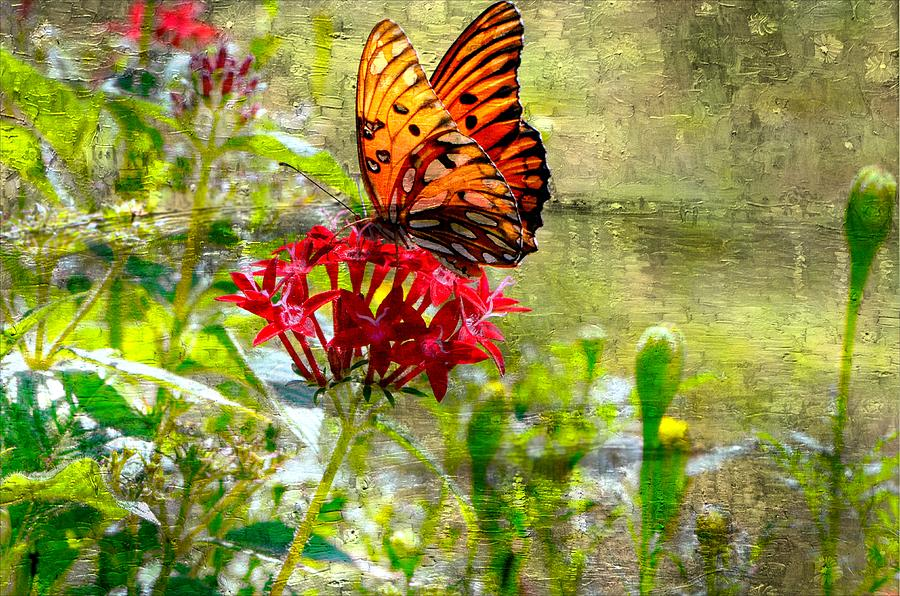 Monarch Butterfly Painting - True Beauty........... by Tanya Tanski