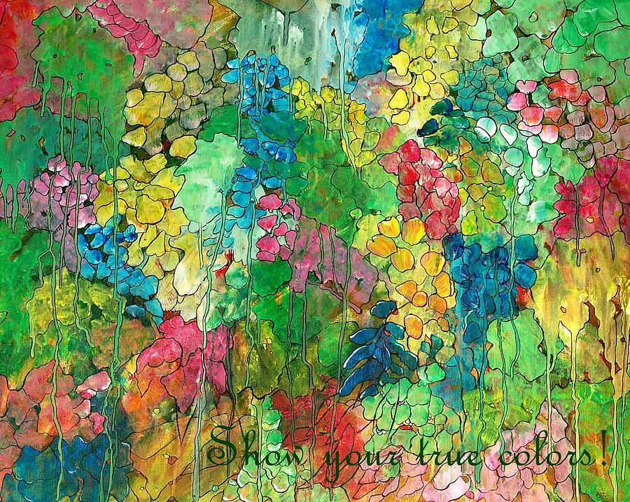 True Colors by Paula Richards