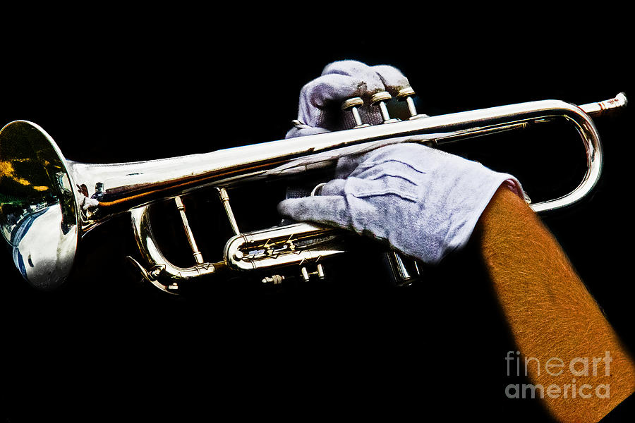 Instrument Photograph - Trumpet by Tom Gari Gallery-Three-Photography