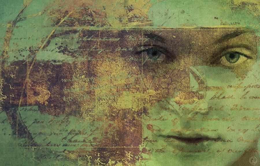 Woman Digital Art - Trying To Understand by Gun Legler