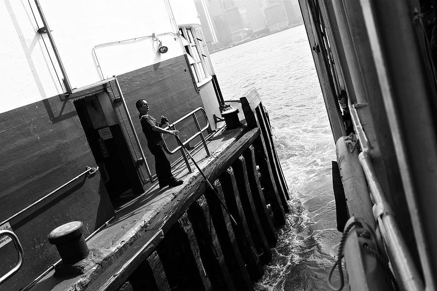 Hong Kong Photograph - Tsim Sha Tsui by Richard WAN