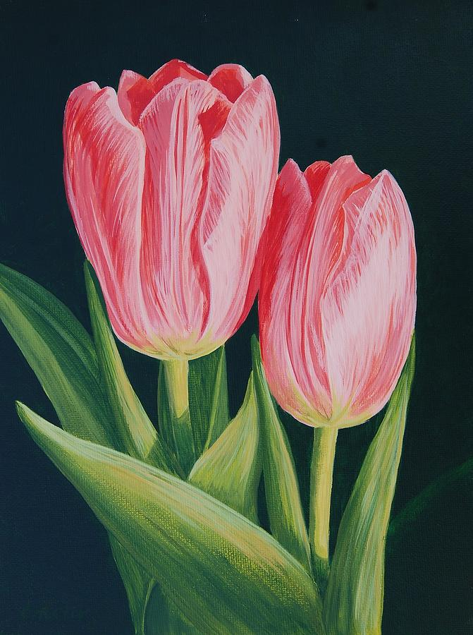 Tulips by Cheryl Fecht