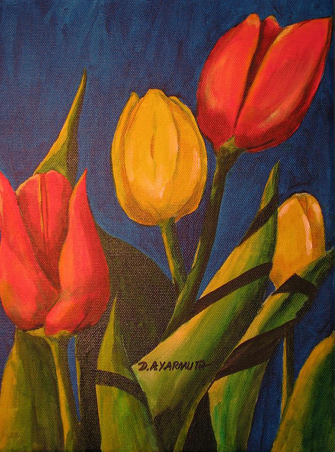 Tulips by Dale Yarmuth