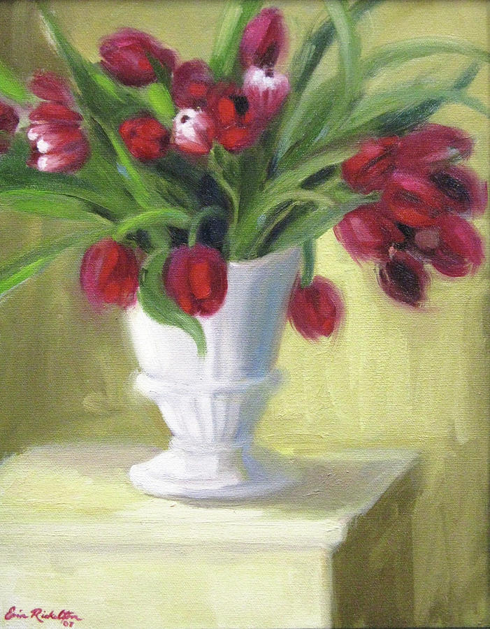 Famous Art Paintings Of Flowers