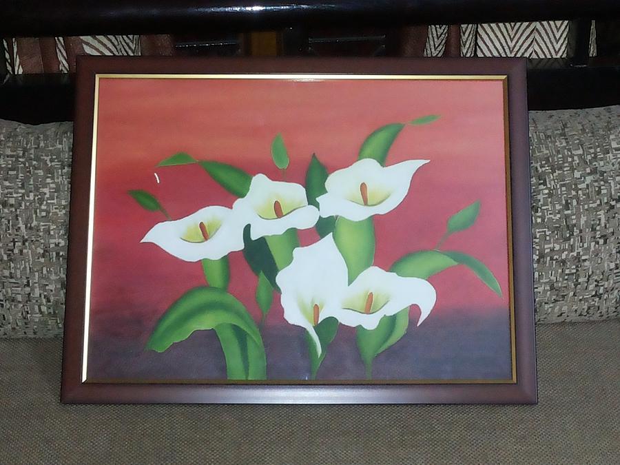 Tulips Drawing by Samarth Sehdev