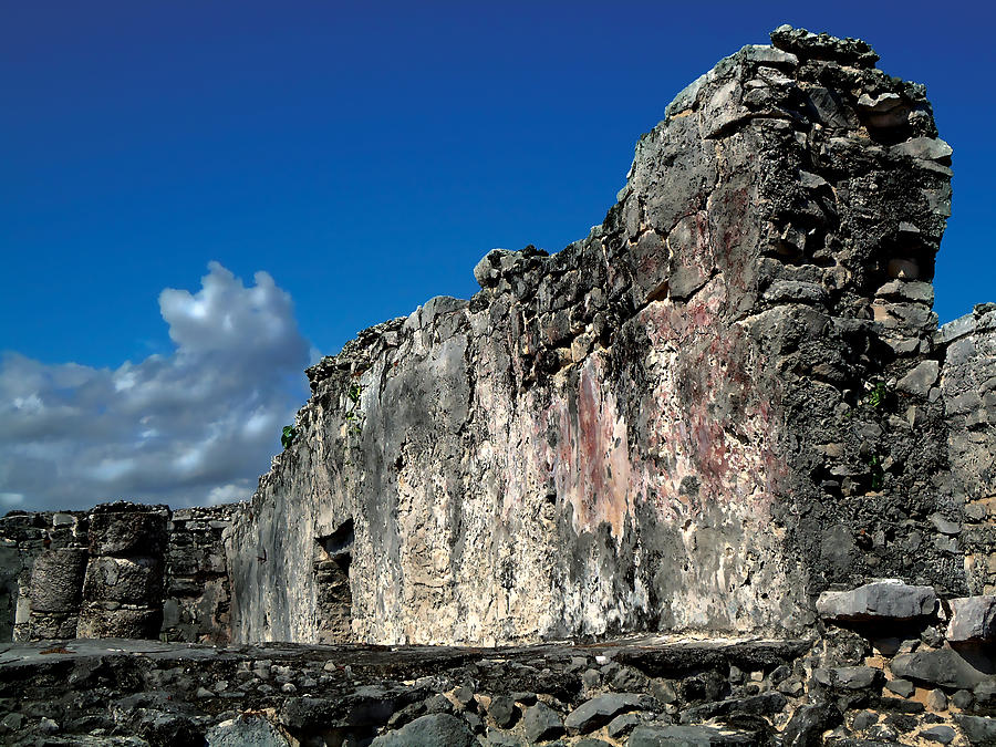 Tulum Photograph - Tulum by Mike Feraco