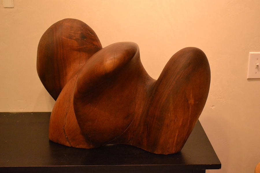 Sculpture - Tumbling by Geoff Shaw