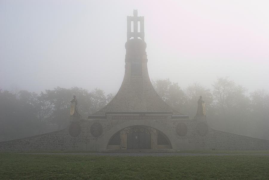 Tumulus Of Peace Photograph