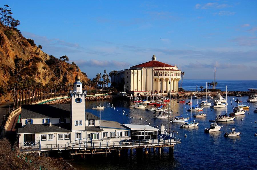 California Photograph - Tuna Club And Casino by Miles Stites