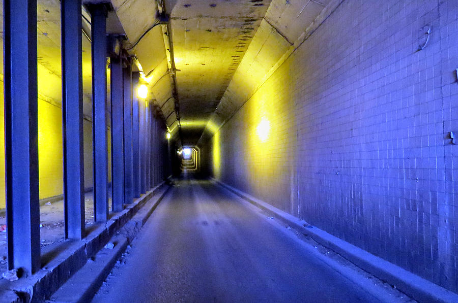 Tunnel Vision Photograph