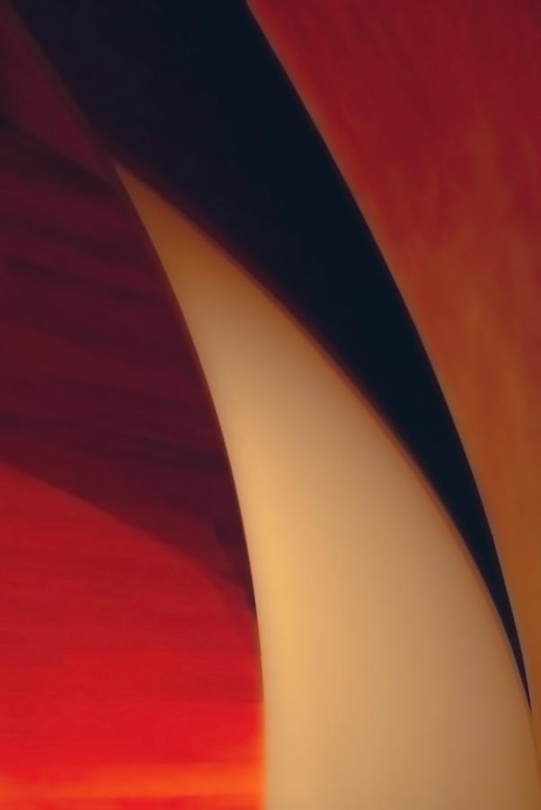 Architecture Photograph - Turbine by Peter Benkmann