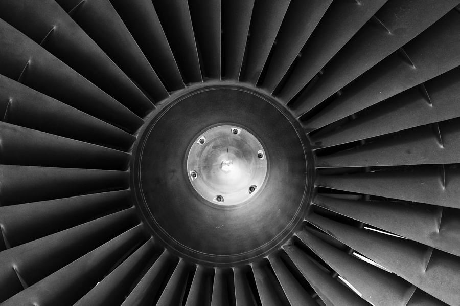 Aerodynamic Photograph - Turbo by Christi Kraft