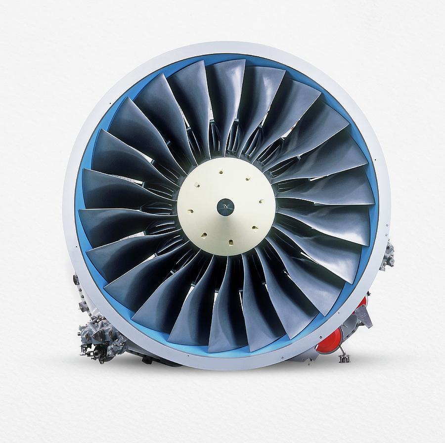 Turbofan Jet Engine