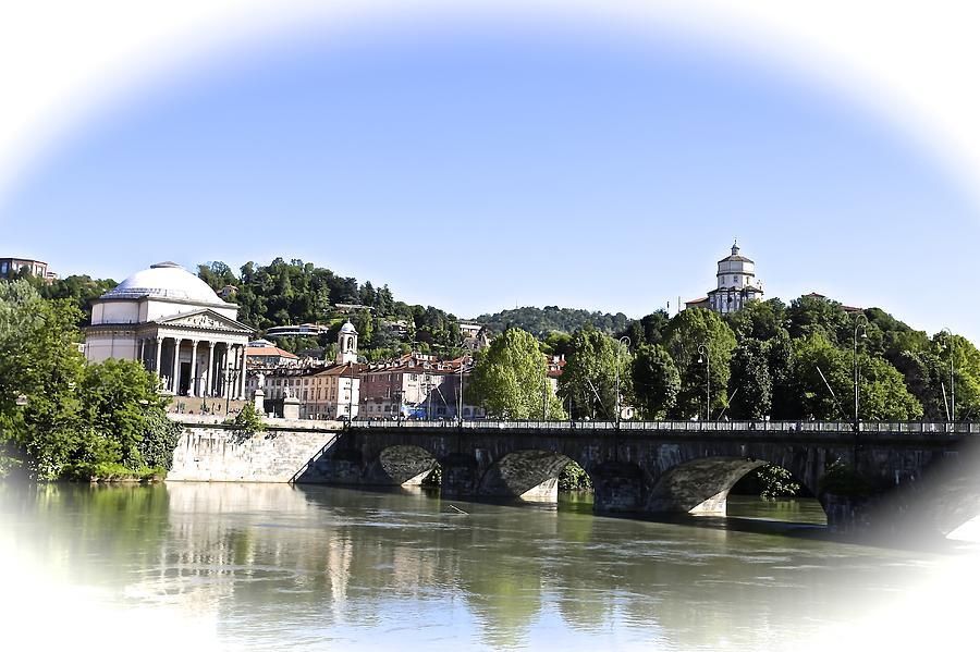 Landscape Photograph - Turin - Italy by Roberto Galli della Loggia