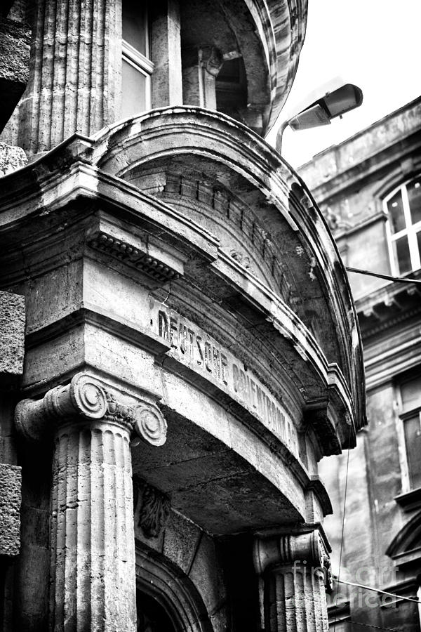 Turkish Architecture Photograph - Turkish Archtiecture by John Rizzuto