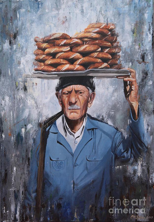 Turkish Street Seller