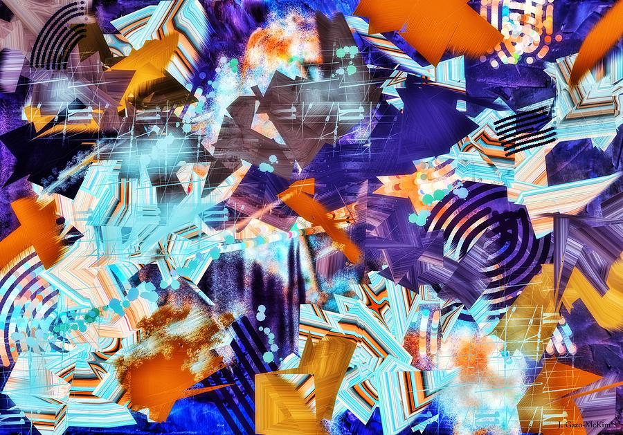 Turned Loose Digital Art