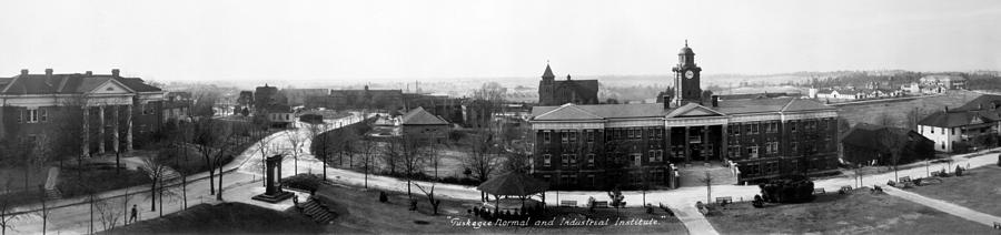 1910s Photograph - Tuskegee Normal And Industrial by Everett