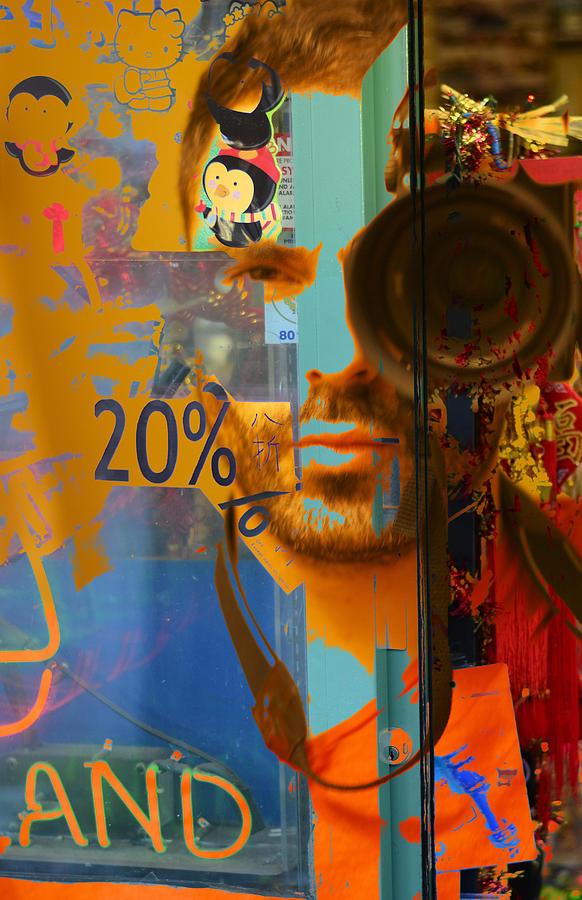 Vancouver Photograph - Twenty Percent Of Creativity  by Empty Wall