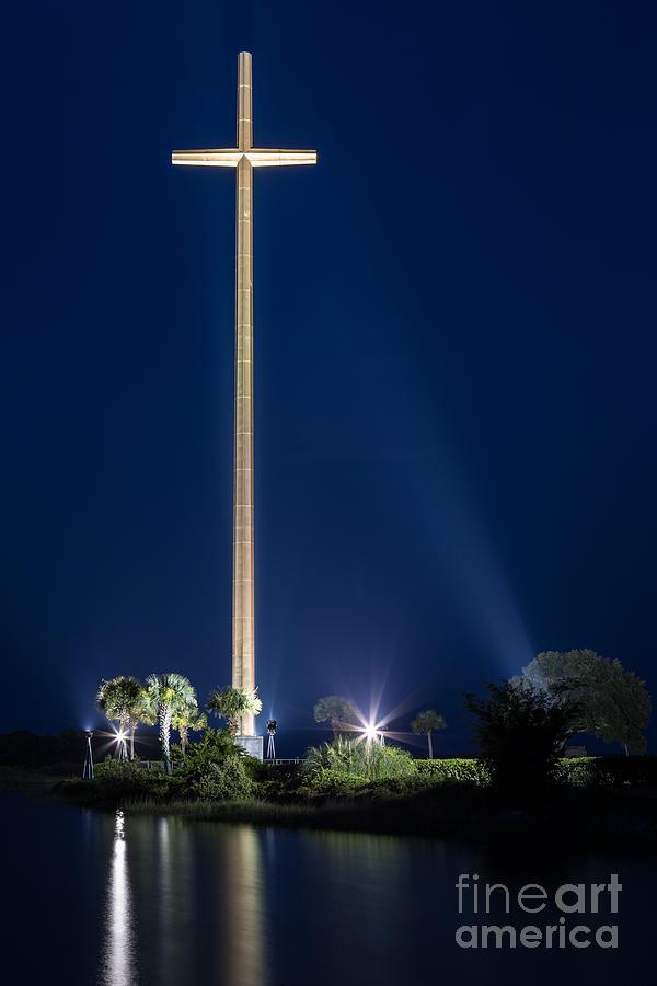 Twilight At The Great Cross Mission Nombre De Dios St