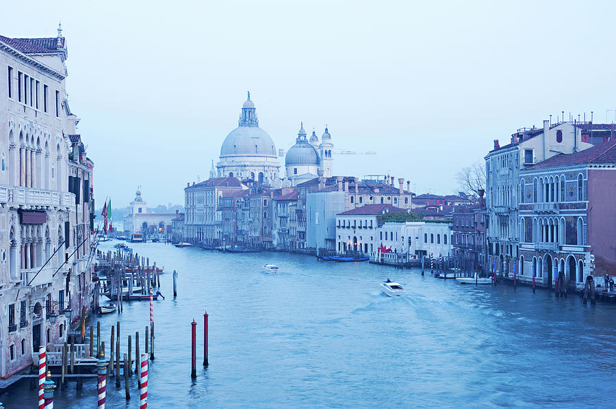 Twilight Blues From Accademia Photograph by Tracy Packer Photography