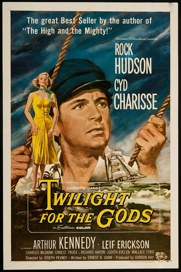 Twilight Of The Gods Photograph - Twilight Of The Gods 1958 by Mountain Dreams