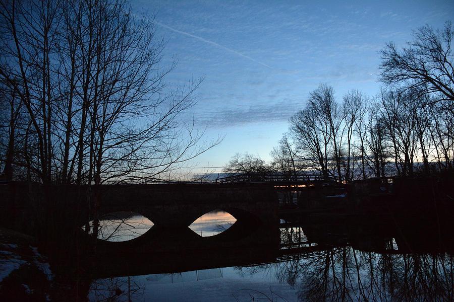 Twilight Photograph - Twilight On The Potomac River by Bill Helman