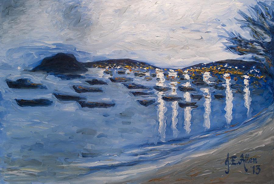 Twilight View - Armacao dos Buzios by Joseph Edward Allen