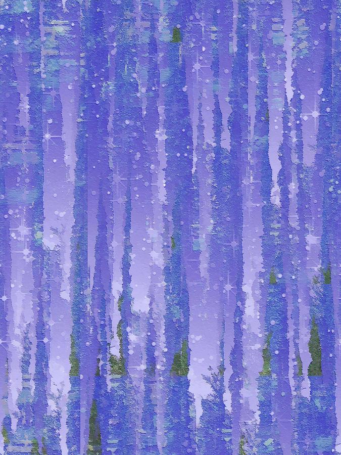 Evening Digital Art - Twilight by Wendy J St Christopher