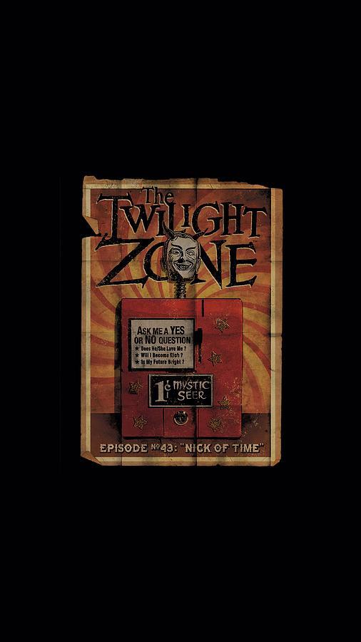 Twilight Zone Digital Art - Twilight Zone - Seer by Brand A