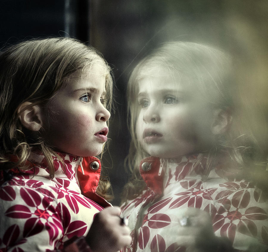Twins Photograph - Twins by Michel Verhoef