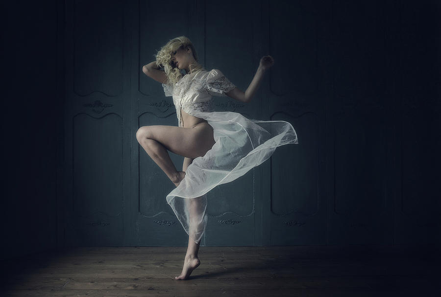 Dance Photograph - Twirl by Kenp