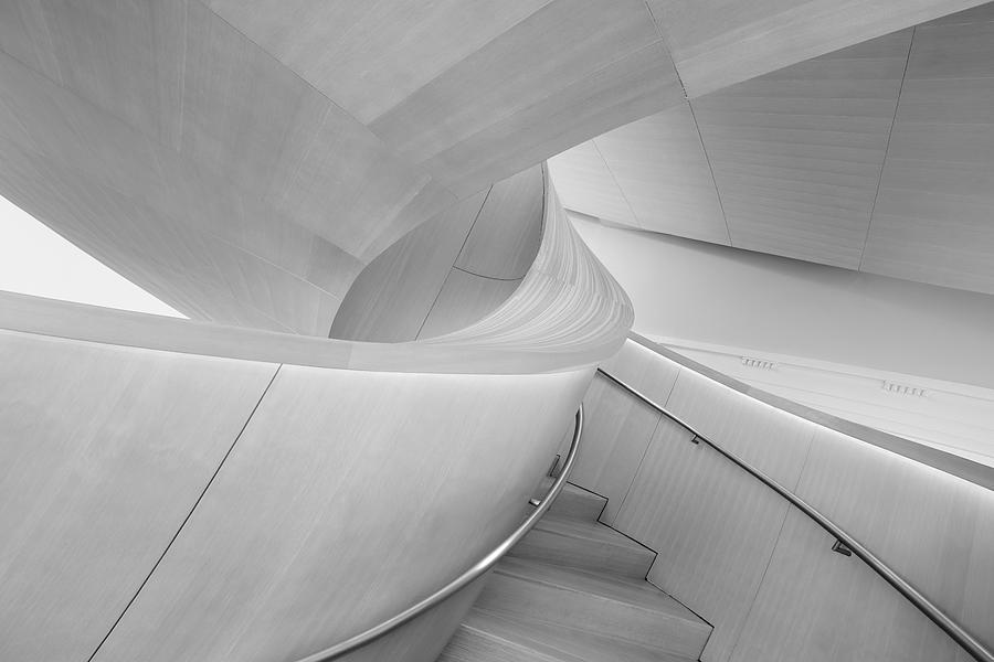 Toronto Photograph - Twist by Roland Shainidze