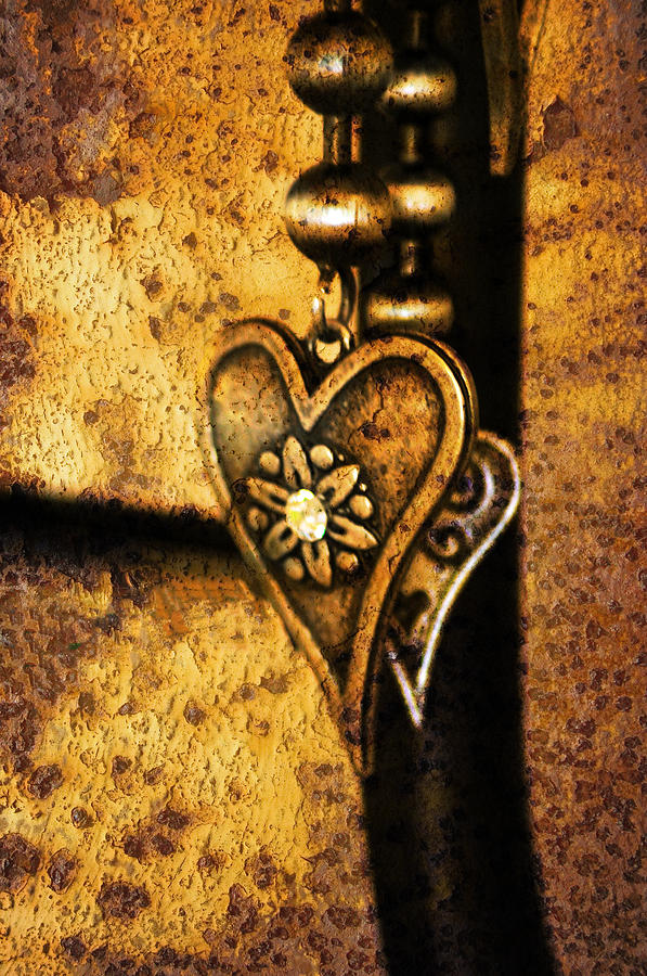Jewelry Photograph - Two Hearts Together by Randi Grace Nilsberg
