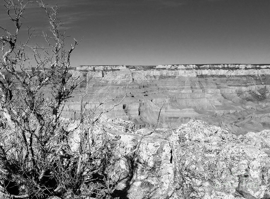 Landscape Photograph - Two One Hundred Eighty One by Debbie L Foreman