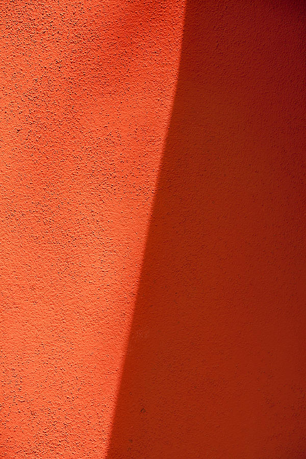 Abstract Photograph - Two Shades Of Shade by Peter Tellone