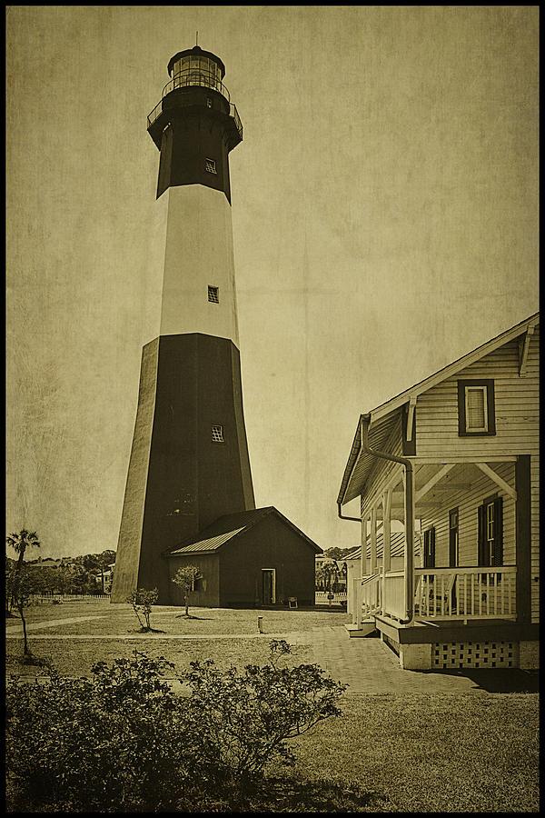 Tybee Island Light Station Photograph