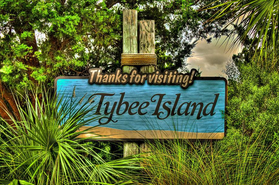 Tybee Island Photograph