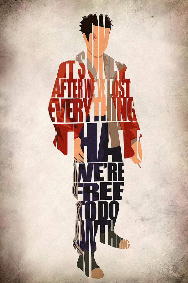tyler durden design - photo #2
