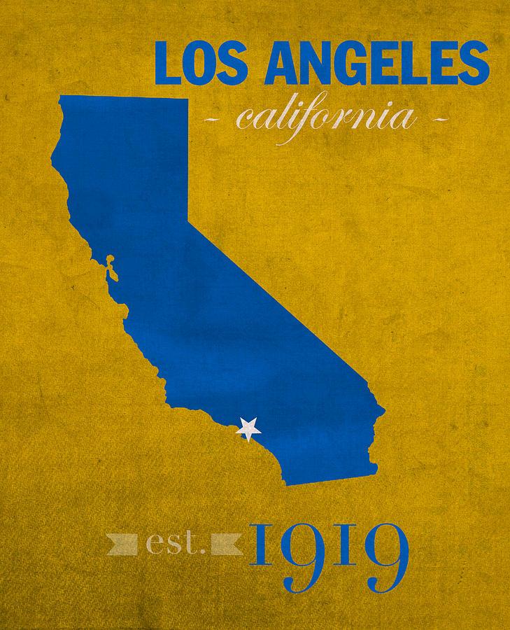 Ucla University Of California Los Angeles Bruins
