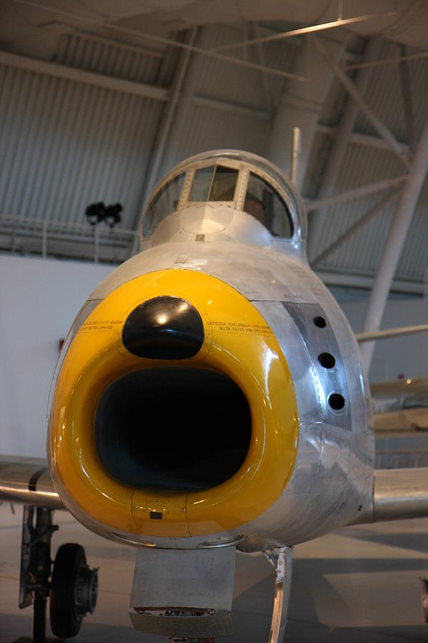 Hazy Photograph - Udvar-hazy Center - Smithsonian National Air And Space Museum Annex - 121244 by DC Photographer