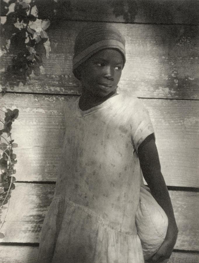 1930 Photograph - Ulmann Girl, C1930 by Granger