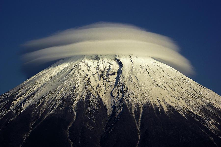 Landscape Photograph - Umbrella by Akihiro Shibata