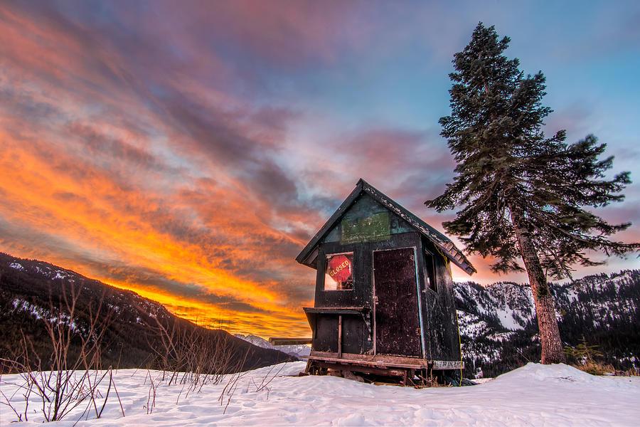 Beautiful Photograph - Unbelievable Sunrise by James Wheeler